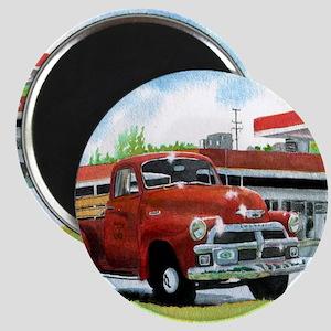 1954 Chevrolet Truck Magnet