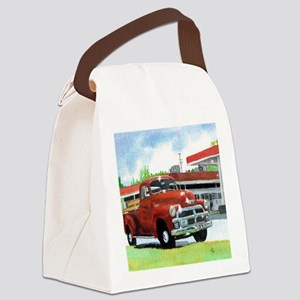 1954 Chevrolet Truck Canvas Lunch Bag