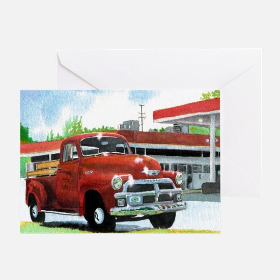 1954 Chevrolet Truck Greeting Card