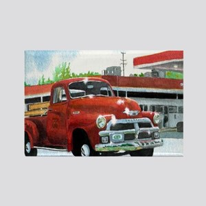 1954 Chevrolet Truck Rectangle Magnet