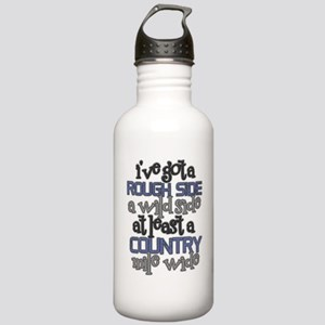 Justin Moore - Point a Stainless Water Bottle 1.0L