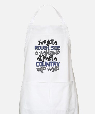 Justin Moore - Point at you Apron