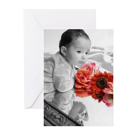 Cutest Kids Of 2007 Greeting Cards (Pk of 10)
