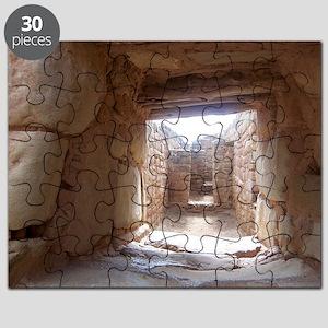 Anasazi Ruins in Utah Puzzle
