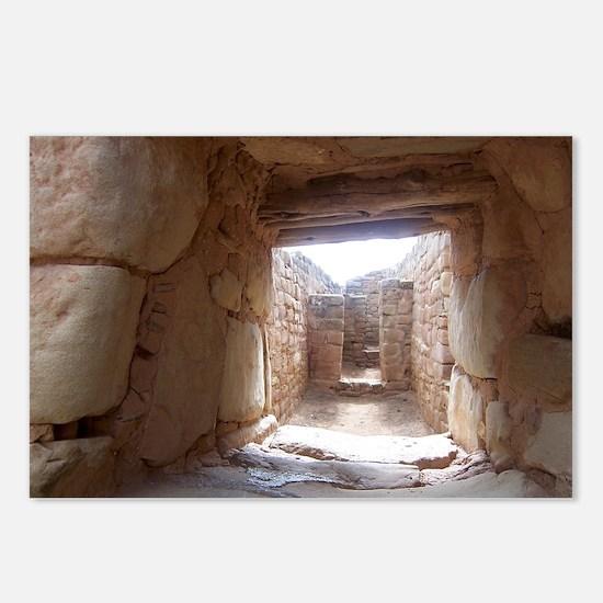 Anasazi Ruins in Utah Postcards (Package of 8)