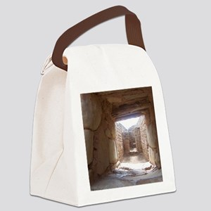 Anasazi Ruins in Utah Canvas Lunch Bag