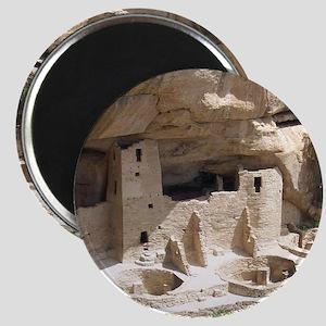 Mesa Verde Indian Cliff Dwellings Magnet