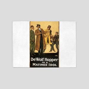 Matinee idol 2 - Otis Lithograph - 1909 5'x7'Area