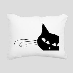 showercurtain702 Rectangular Canvas Pillow