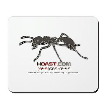 Hoast.com Mousepad