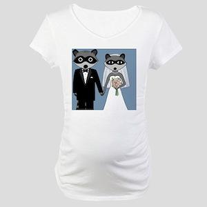 raccoonswallet Maternity T-Shirt