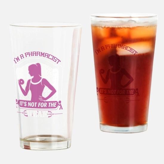 Pharmacist jobs Drinking Glass