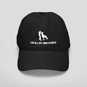 Hairdresser-03-B Black Cap