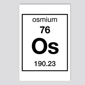 Osmium Postcards (Package of 8)