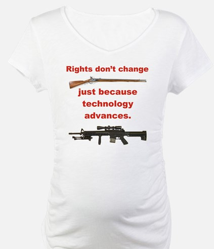 RIGHTS DONT CHANGE JUST BECAUSE  Shirt