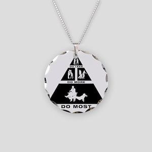 Psychiatrist-11-A Necklace Circle Charm