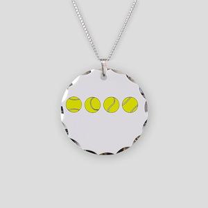 BFCC BALL LOGO Necklace Circle Charm