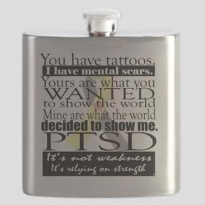 PTSD Flask