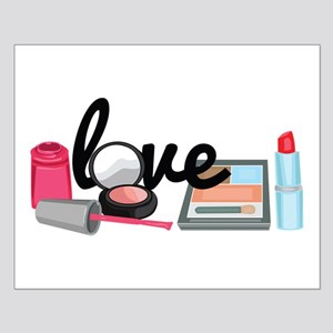 Makeup love Small Poster