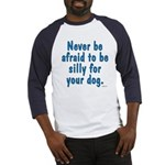 Be Silly JAMD Baseball Jersey