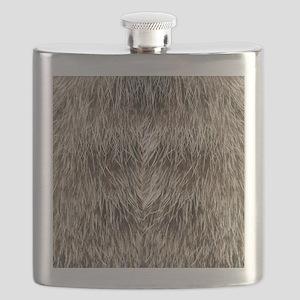 Flip-Flip Fur Flask