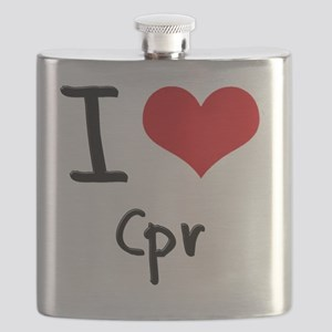 I love Cpr Flask