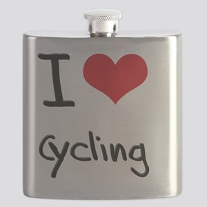 I love Cycling Flask