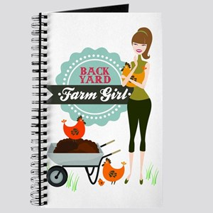 Backyard Farm Girl Journal