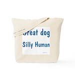 Silly Human JAMD Tote Bag