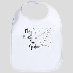 Itsy Bitsy Spider Bib