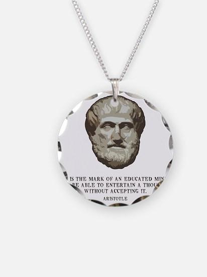 aristotle-edmind-LTT Necklace Circle Charm