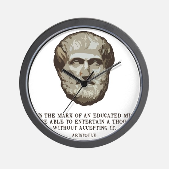 aristotle-edmind-LTT Wall Clock