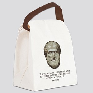 aristotle-edmind-LTT Canvas Lunch Bag