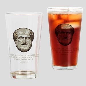 aristotle-edmind-DKT Drinking Glass