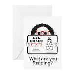 Optometrist Greeting Cards