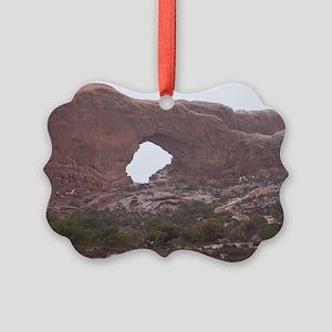 Arches National Park - Moab Utah Picture Ornament