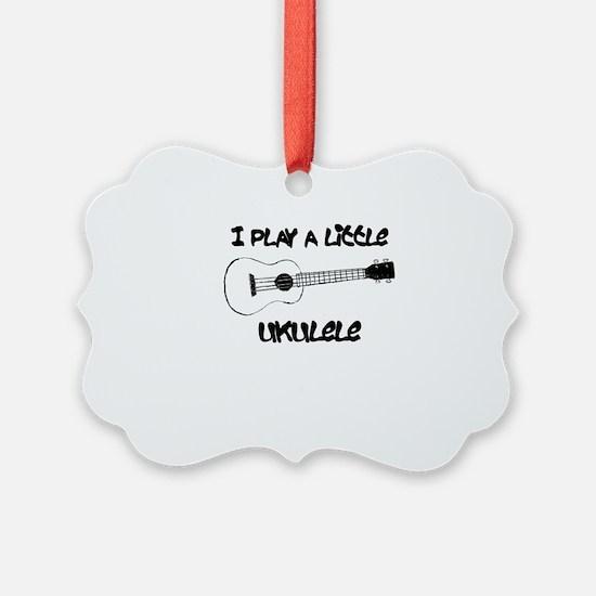 Little Ukulele Ornament