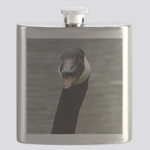 Goose Flask