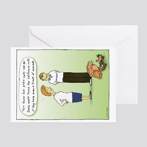 sushicathorz Greeting Card