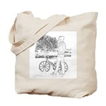 Bicycle Picture Tote Bag