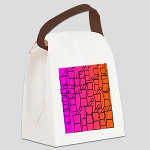 pharmacist all over BEST 1 Canvas Lunch Bag