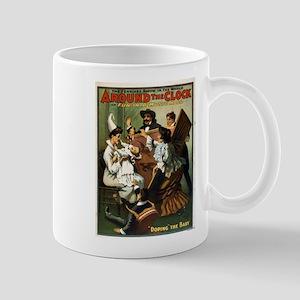 Around the clock 1 - US Lithograph - 1907 Mugs