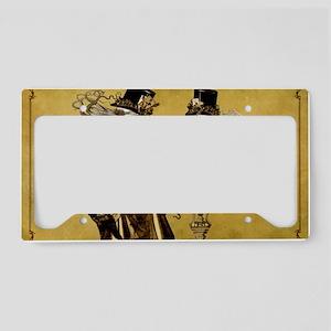 The Cthulhu Crush  Cthulhu Ma License Plate Holder
