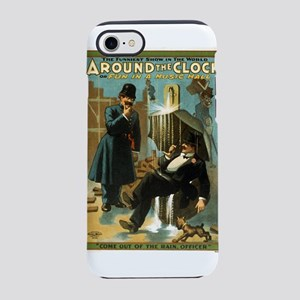 Around the clock 2 - US Lithograph - 1907 iPhone 7