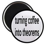 Mathematician: Coffee Into Theorems Magnet