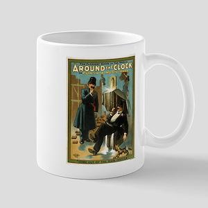 Around the clock 2 - US Lithograph - 1907 Mugs