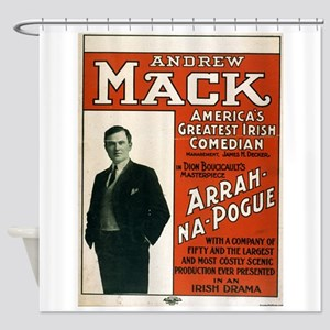 Arrah-Na-Pogue - US Lithograph - 1906 Shower Curta