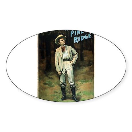 At Piney Ridge - Strobridge - 1897 Sticker