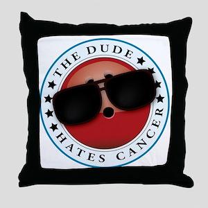 TDHC logo Throw Pillow