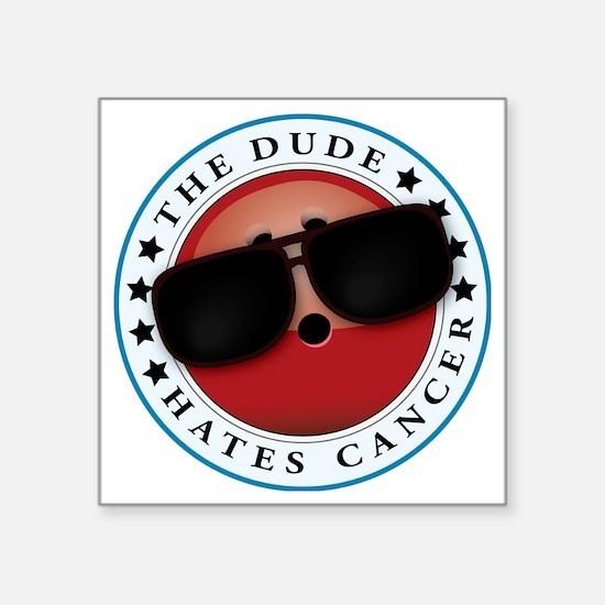 "TDHC logo Square Sticker 3"" x 3"""